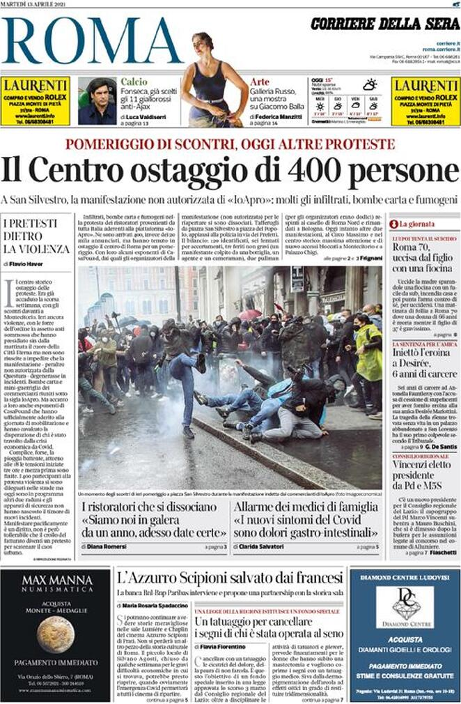 Corriere Roma