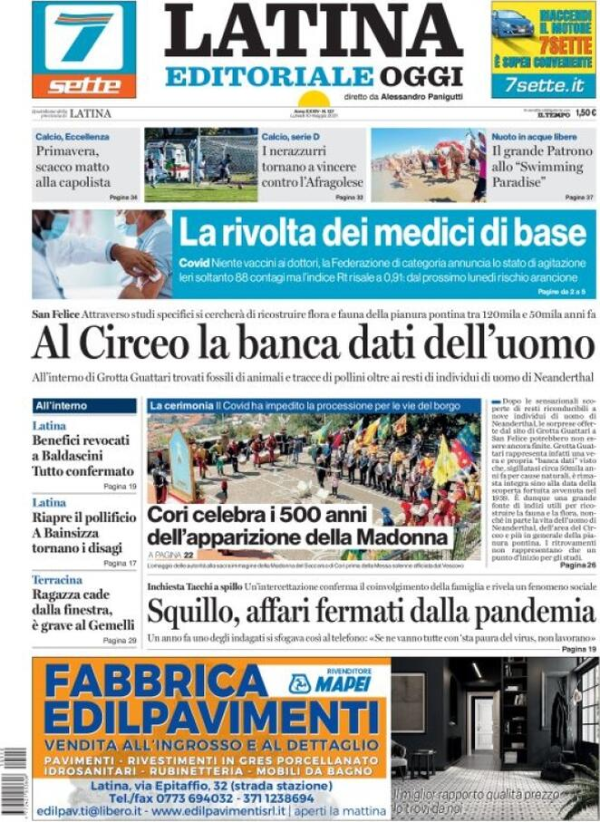 Latina Editoriale Oggi