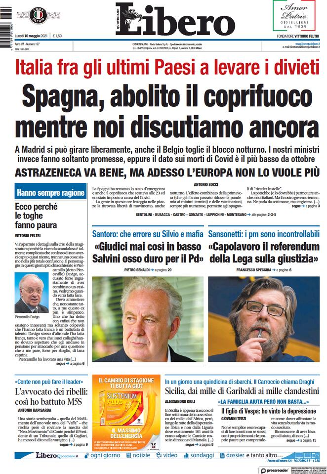 Libero Quotidiano